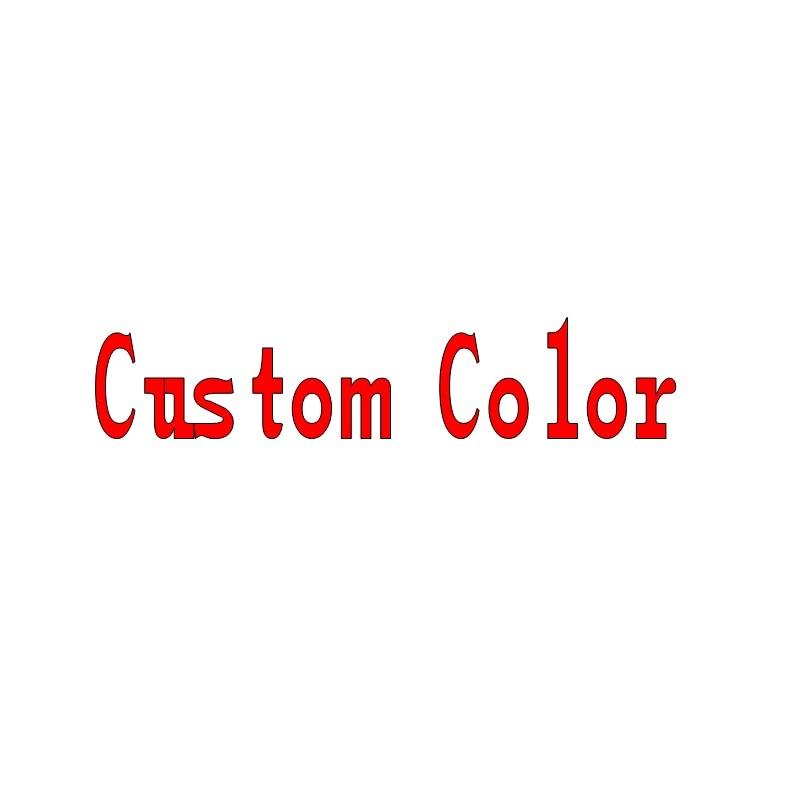 Custom White Color