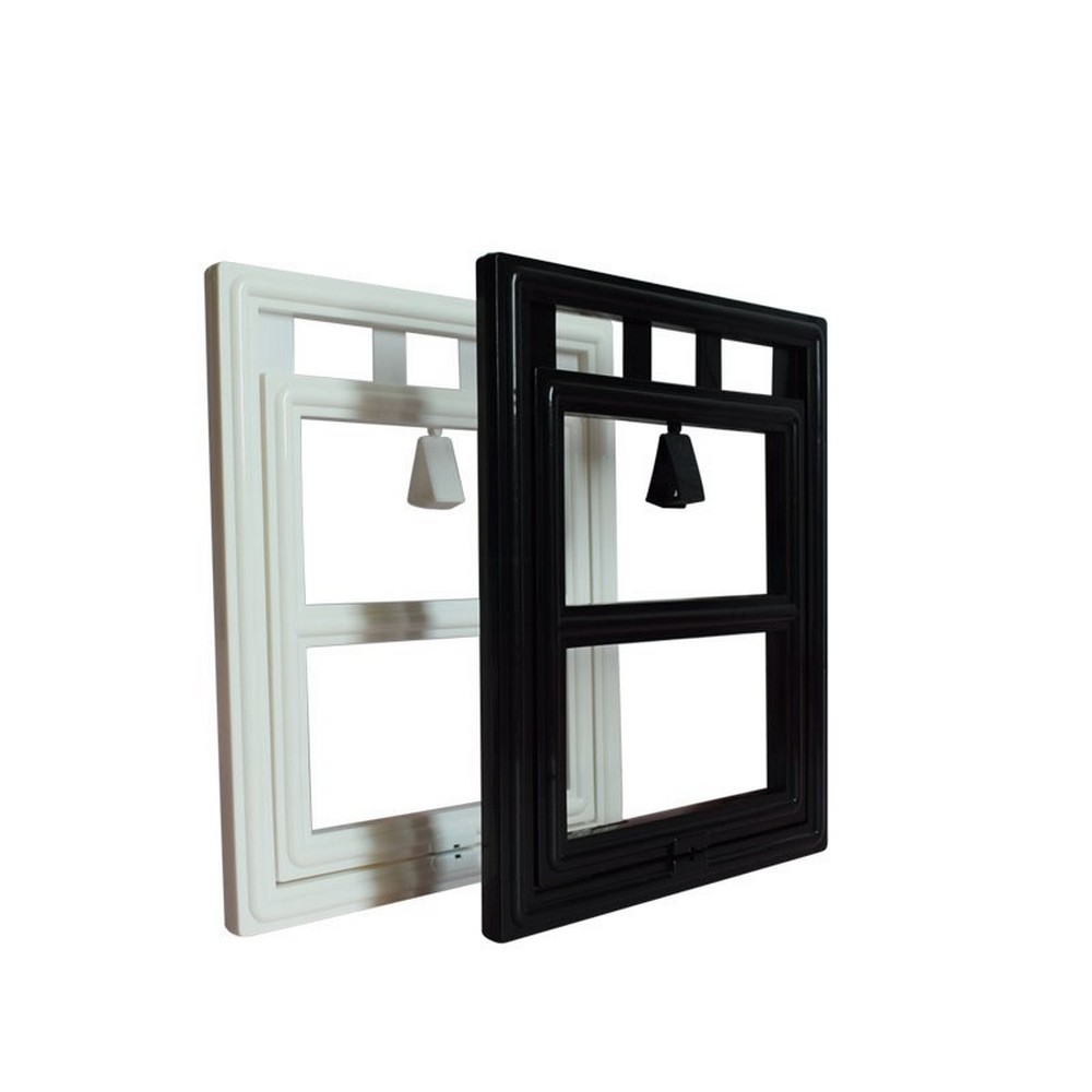 pet door for screen dog cat door kitty door for screen window gate home pet cottage porte. Black Bedroom Furniture Sets. Home Design Ideas