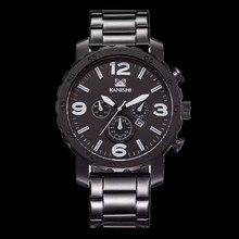 2016 Famosa Marca de Relojes KANISHI Hodinky Completo Acero Inoxidable de Cuarzo de Los Hombres Relojes De Lujo de Los Hombres Relojes Hombre