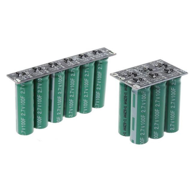 16V 20F Ultracapacitor Engine Battery Starter Booster Car Super Capacitor