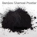 BULK Black Color Bamboo Charcoal Powder DIY Materials For Skin Care Makeup Handmade Soap Powder