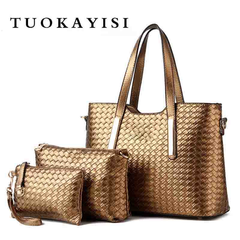 2018 new handbags fashion Designe Weave shoulder bag minimalist woman messenger bag temperament large capacity bag Free shipping цены