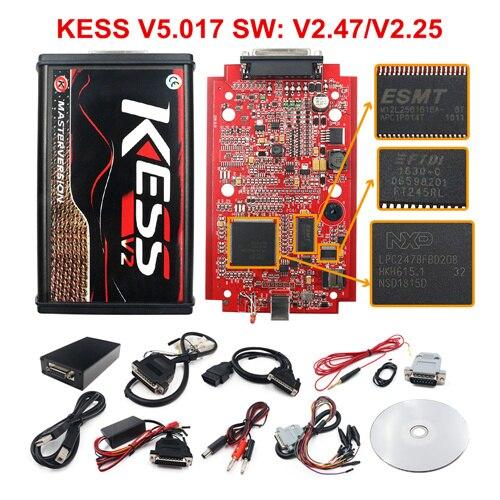 KESS 5.017 Full Set