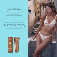 ALIVER Tanning Cream Self-tanning Milk Moisturizing Body Lotion 125ml Skin Care For Everyone