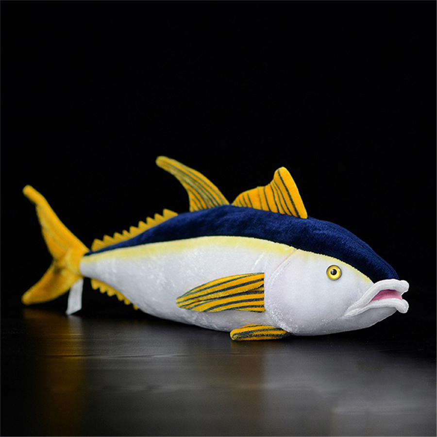 small resolution of tuna fish stuffed animals toy soft toys kawaii brinquedos birthday gift for children tuna fish yellow simulation plush toy 70c36