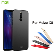 For Meizu X8 Case MOFi Hard Luxury Protection Cover Phone