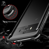 OATSBASF Airbag Metal Case For Huawei Mate 10 Pro Case Personality Airbag Shell For Huawei Mate