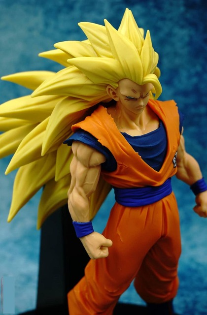 Super Saiyan 3 Figure 10″ 20CM