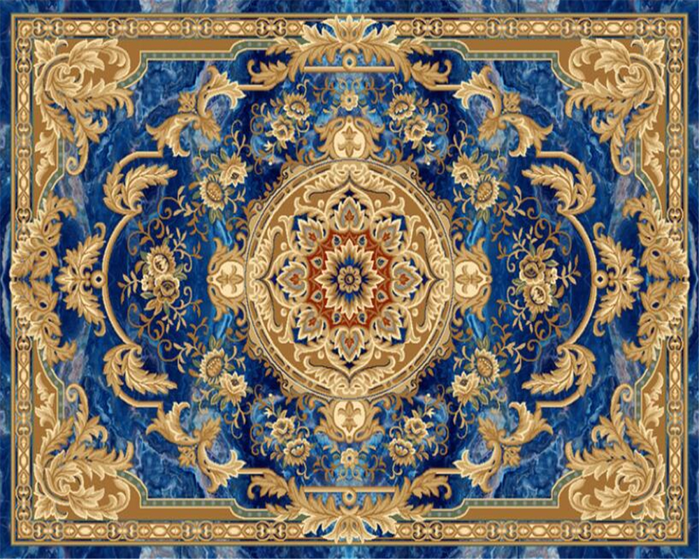 Beautiful Wallpaper Marble Painting - Beibehang-European-style-marble-ceiling-carpet-pattern-floor-painting-3D-wallpaper-home-decoration-zenith-decorative-wallpaper  Gallery_568962.jpg