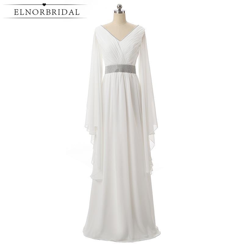 Caftan Kaftan Satin Moroccan Dress Gown Embroidery Fancy Wedding w//Belt White