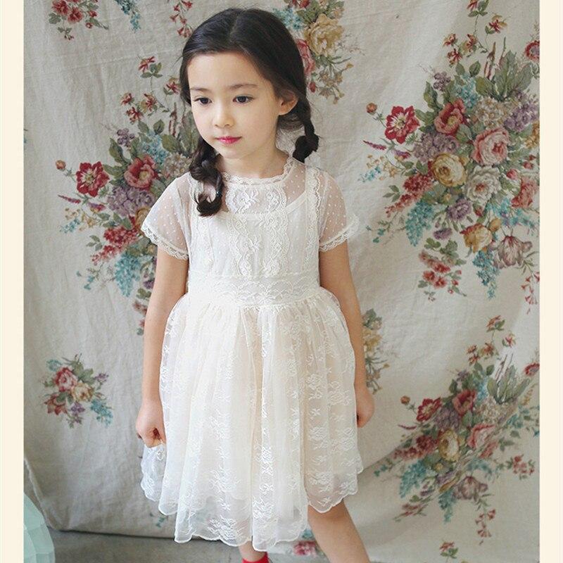 664c8e450 Anlencool Korean childrens clothing wholesale Korean children lace ...