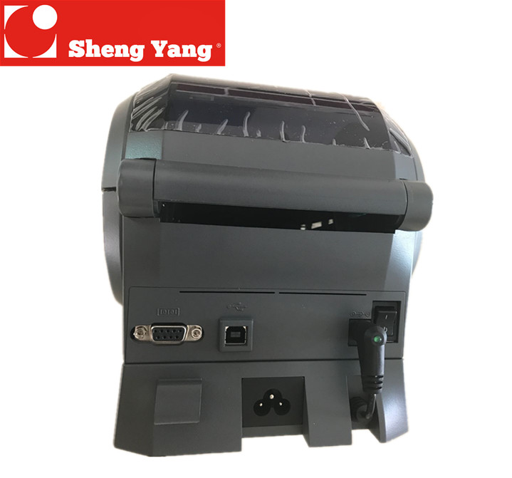 US $240 0 |New zebra ZP450 200DPI desktop printer logistics express single  thermal label paper goods label thermal printer free shipping-in Barcode