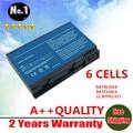 Venta al por mayor nuevos 6 celdas de la batería del ordenador portátil BATBL50L6 BATCL50L6 encajen para Acer Aspire 3100 5100 9110 series envío gratis