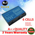 WHOLESALE New 6 cells laptop battery BATBL50L6 BATCL50L6 FIT for Acer Aspire 3100 5100 9110 series  Free shipping