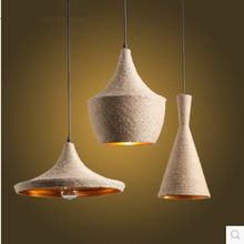 Modern creative design Resin Monkey Loft Vintage Hemp Rope Pendant Light for Home Lighting Bar Cafe Retro Hanging Pendant lamp(China)