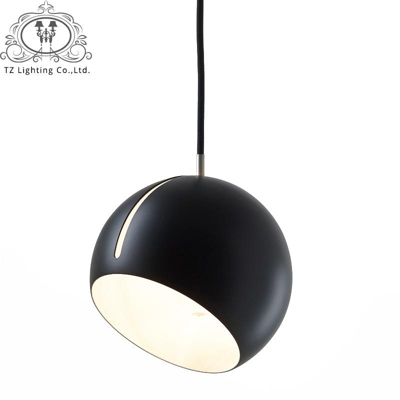 TZ Germany Designer Nytatilt Globe Aluminum Ball Pendant Lights For Living room Bedroom Bar Restaurant Study Pendant Lights цена