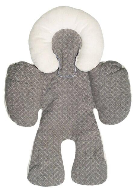 Подушка для детской коляски, аксессуары для автомобильного сиденья, термальный матрас для коляски, коврик, плечевой ремень для младенцев, чехол для ремня, подушка для защиты шеи 6