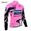BXIO Langarm Radfahren Jersey Sport Frauen Radfahren Kleidung Atmungsaktiv Hemd Straße Mountainbike Tragen Maillot Ciclismo 067