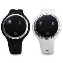 E07 Smart Uhr Bluetooth 4,0 IP67 Wasserdicht anti-verlorene Schrittzähler Beantwortung Telefon Fernbedienung Erfassen Schlaf-monitor Sport Smartwatch