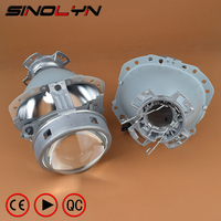 Gen2 E55 3 0 Bi Xenon HID D2S Projector Lens Replacement For Audi A6 C5 A6L
