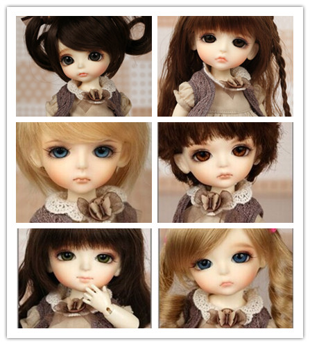 Bjd sd doll lati yellow lea basic version-in Dolls from Toys ...