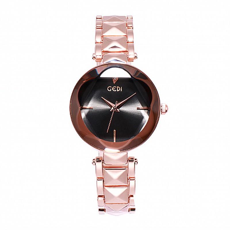 2019 Luxury Brand Quartz Women Watches Women Fashion Bracelet Wrist Watch New Rhinestone Ladies Watch relogio feminino masculino in Women 39 s Watches from Watches
