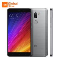 Original Xiaomi Mi5s plus Prime Mi 5S Plus 6GB RAM 128GB ROM Mobile Phone Snapdragon 821 Quad Core 5.7