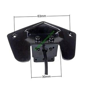 Image 5 - רחב זווית CCD HD רכב לוגו סימן מצלמה עבור בנץ מרצדס ויטו ויאנה לABCESM G GL SLK GLK SL R GLA ראיית לילה