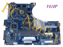 Mainboard VIQY0 NM-A031 Rev 1.0 11S90003628 For lenovo ideapad Y410P 14'' Laptop motherboard GeForce GT755M 2GB graphics