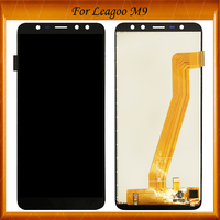 100% Working Well For Leagoo M9 LCD Display +Touch Screen Assembly For m9 lcd Digitizer IN Stock