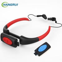 Bluetooth Earphone Wireless Headphones IPX8 Waterproof Headset Underwater Sports Neckband Swimming Diving 4G 8G Music Player