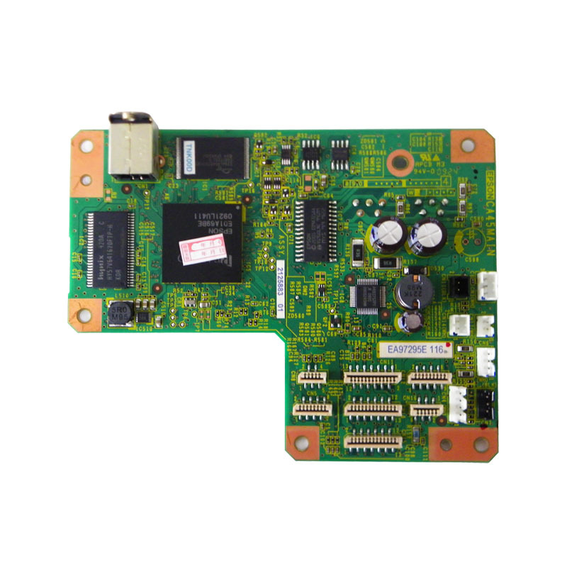 1 set T50 mainborad free shipping Original Renew printer mainboard mother board for Epson T50 printer on high quality