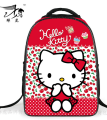 2017 Hello Kitty School Bags Satchel Mochila 3D Cartoon Orthopedic Children Backpack For Girls Teenagers