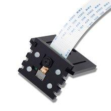 Cheapest prices 5 Megapixels 1080p Sensor OV5647 Mini Camera Video Module with Adjustable Camera Module Mount for Raspberry Pi 3