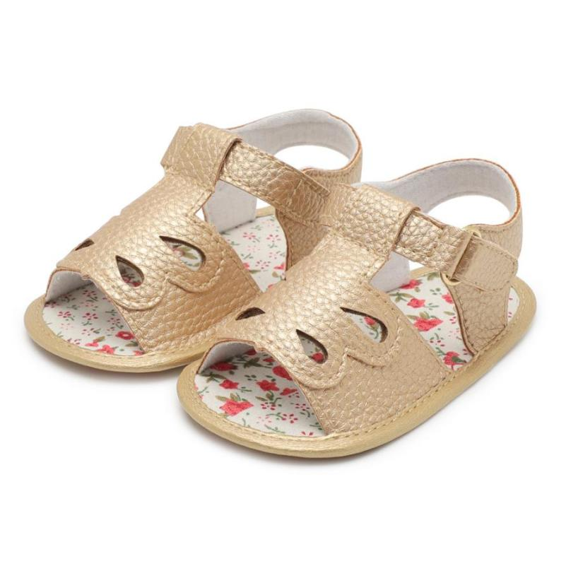 Baby bow striped Floral sandals toddler shoes shoes Baby Summer Sandals Babies Summer Sandals #zsa