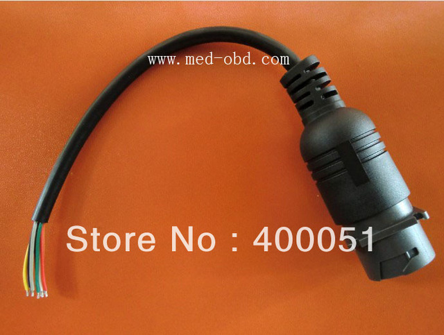 cable j pin to open end ft pins wired in wiring cable j1939 9pin to open end 0 3ft 9 pins wired