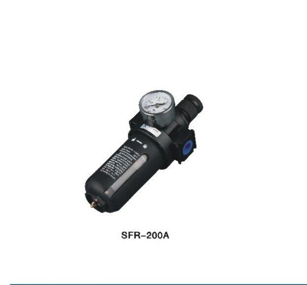 SFR PNEUMATIC AIR FILTER REGULATOR shivaki sfr 106rw