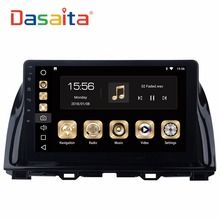 Dasaita 10.2″ Android 8.0 Car GPS Radio Player for Mazda CX5 CX-5 2013 2014 2015 with Octa Core 4GB 32GB Auto Stereo Multimedia