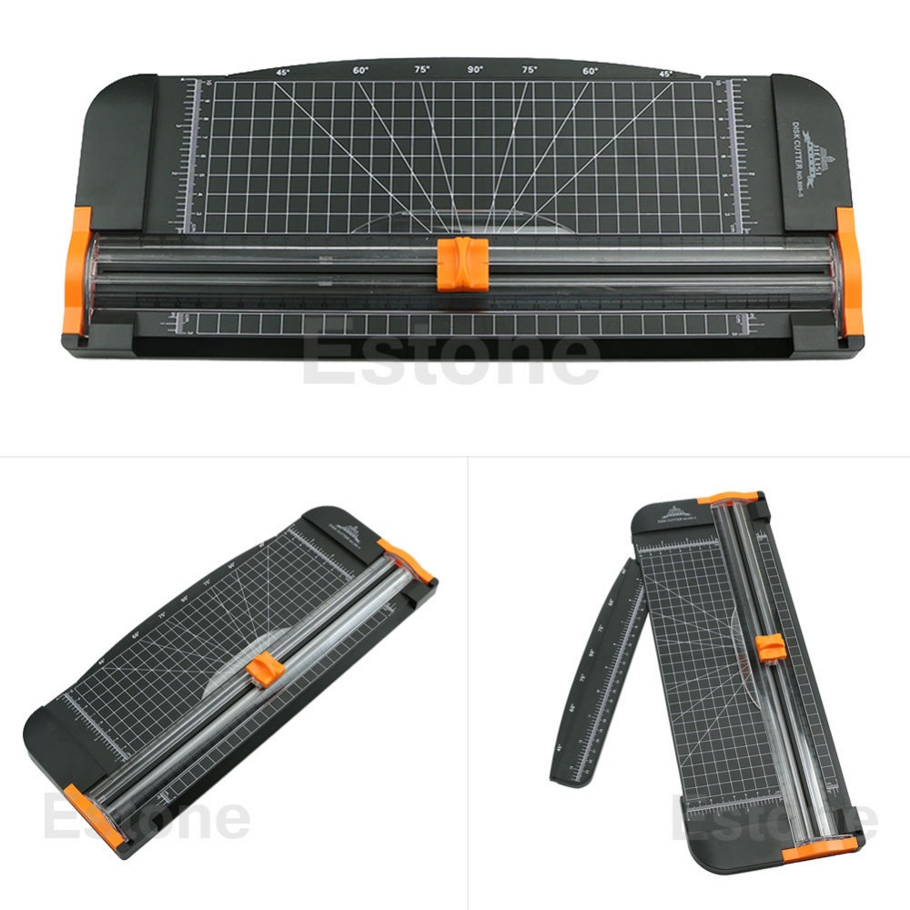 Hot New Jielisi 909-5 A4 Guillotine Ruler Paper Cutter Trimmer Cutter