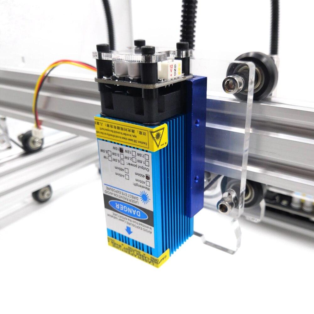 módulo laser azul gravação a laser e