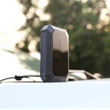 Автомобиль GSM Tracker rastreador GPS трек для автомобиля Велосипедный Спорт автомобиля Google Map 5000 мАч аккумулятора звуковой сигнал вибрации moveme