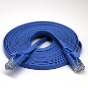 Image 4 - CARPRIE RJ45 CAT6 Ethernet cable de red LAN de parche UTP Router interesante Lote 1 M/2 M/3 M/5 M/10 M/15 M/20 M extensión 0508