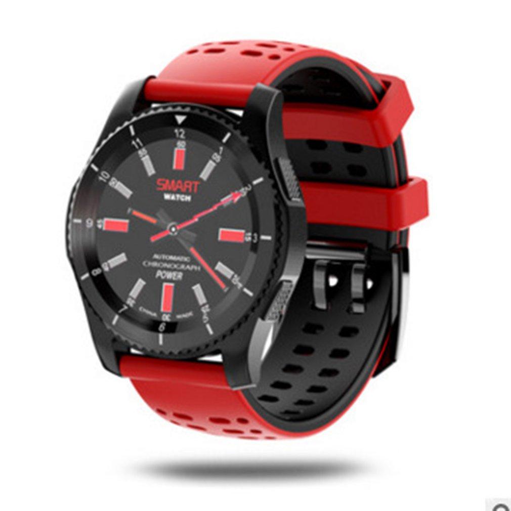 Gs8 Smartwatch Bluetooth 4,0 Sim Anruf Nachricht Push Herz Rate Monitor Smartband Für Android Ios Sport Armbanduhren Uhr Partneruhren