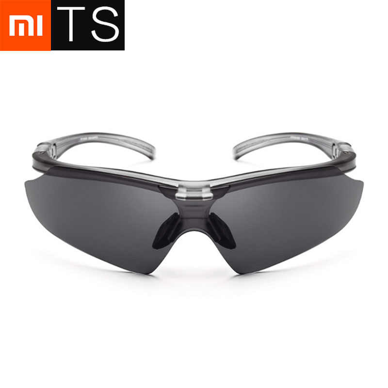 New Xiaomi Mijia Turok Steinhardt TS Driver Sunglasses UV400 PC TR-90 Sun Mirror Lenses Glass 28g for Drive Outdoor