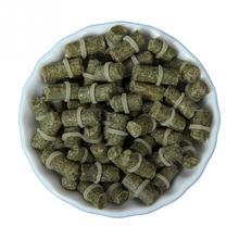 New Arrival 15g 60pcs/Bag Of Grass Carp Baits Fresh Scent Green Fishing Baits Seaweed Baits For Grass Carp wholesale