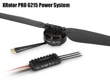 Hobbywing Combo XRotor 6215 G2 180KV 2388 V2 Propeller 80A HV FOC ESC RTF CCW/CW Propulsion Power System for Agricultural U