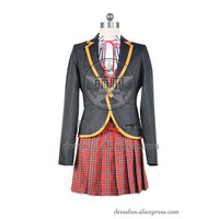 RWBY Cosplay Ruby Rose Weiss Schnee Yang Beacon Academy School Costume Uniform Outfits Suit Halloween Party Fast Shipping