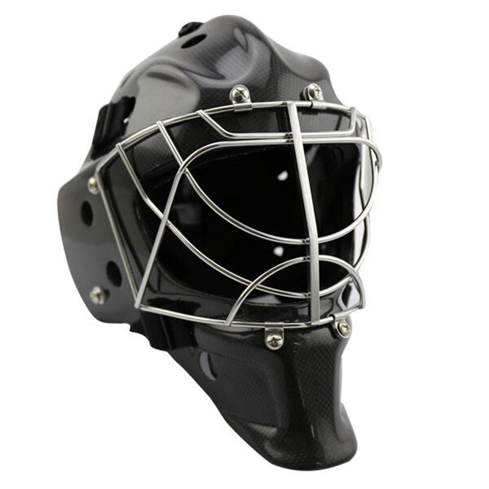 2019 Ice Hockey Goalie Helmet Face Mask Standard Cat Eye Goalie