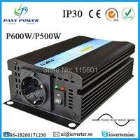 DC/AC инвертор чистой синусоиды, car 600 Вт постоянного тока для инверторы