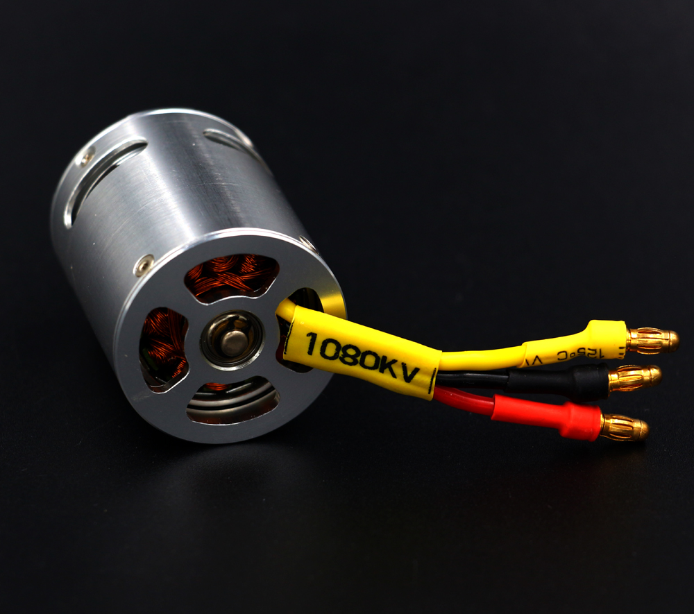 ФОТО DC 3045-1080KV glider brushless motor toys / DIY accessories